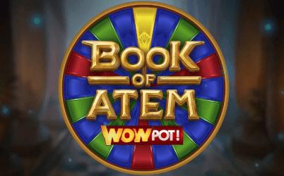 Book of Atem WowPot Online Slot