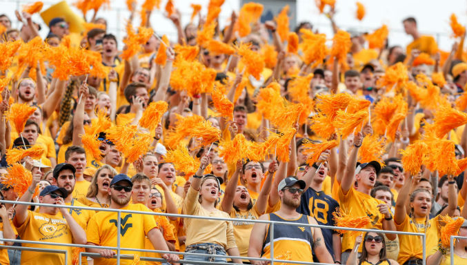 West Virginia August Sports Betting Handle Tops $40 Million