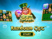 Gem Splash: Rainbows Gift Screenshot 1