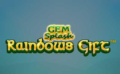 Gem Splash: Rainbows Gift Online Slot