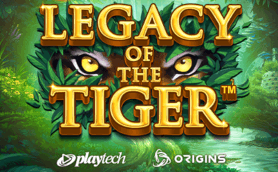 Mega Fire Blaze Jackpots: Legacy of the Tiger Online Slot