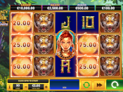 Mega Fire Blaze Jackpots: Legacy of the Tiger Screenshot 2
