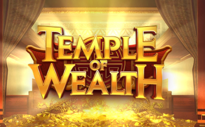 Temple of Wealth Online Pokie