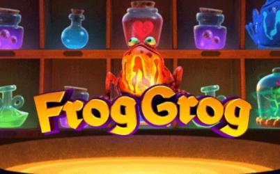 Frog Grog Online Slot