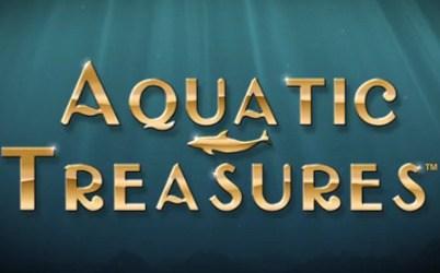 Aquatic Treasures Online Pokie