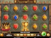 Feline Fury Screenshot 3