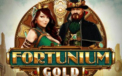 Fortunium Gold Mega Moolah Online Slot