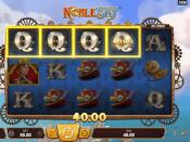 Noble Sky Screenshot 4
