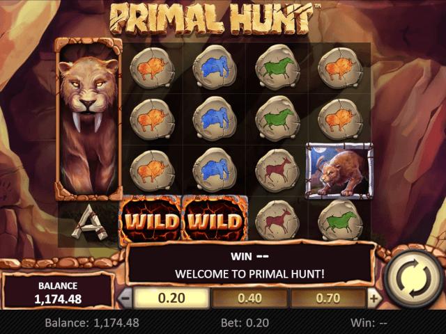 Primal Hunt Slot Play Get Us Bonus Slotsource