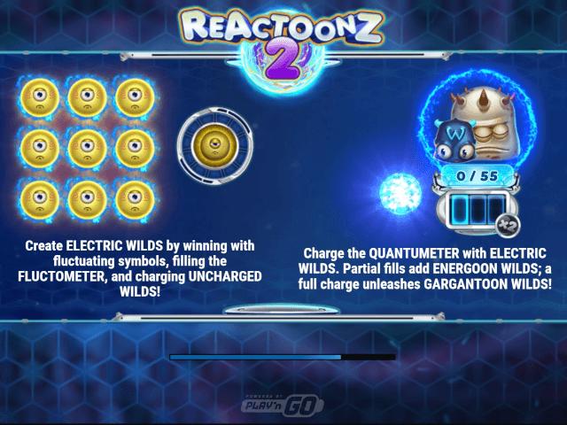 Reactoonz 2 free play