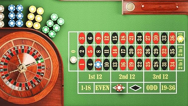 Parlay-Wetten beim Roulette