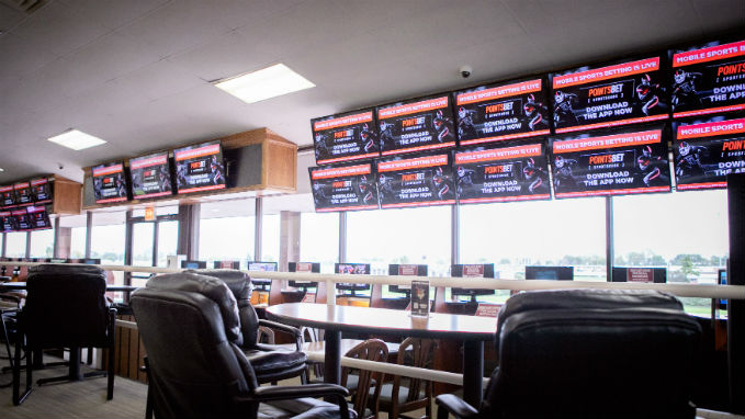 PointsBet & Hawthorne Race Course Open Retail Sportsbook