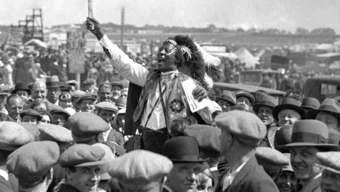 Ras Prince Monolulu: An Unlikely Purveyor of The Sport of Kings