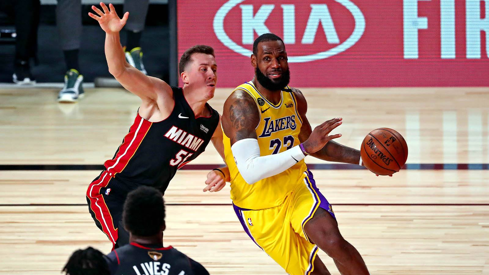 Nba Finals Game 2 Lakers Vs Heat Betting Nbacast Preview