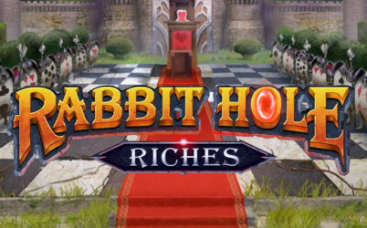 Rabbit Hole Riches Spielautomat