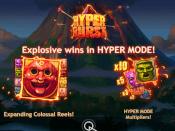 Hyper Burst Screenshot 1