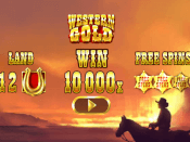 Western Gold Screenshot 1