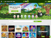 BetPat Casino Screenshot 1