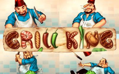 Grill King Online Pokie
