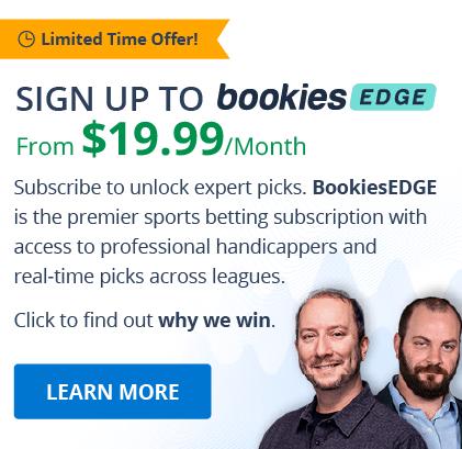 Bookies Edge Promo