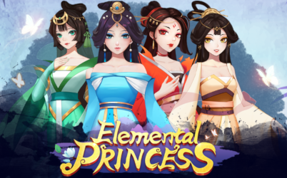 Elemental Princess Online Pokie