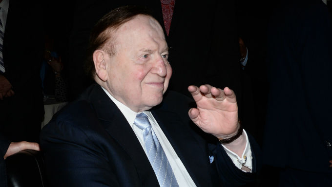 Adelson, Las Vegas Sands Explore Sale of Strip Properties