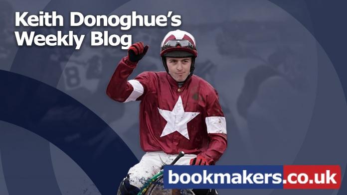 Keith Donoghue's National Hunt Season Five To Follow