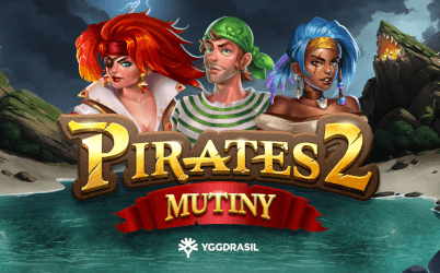 Pirates 2: Mutiny Online Pokie