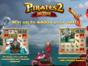 Pirates 2: Mutiny Screenshot 1