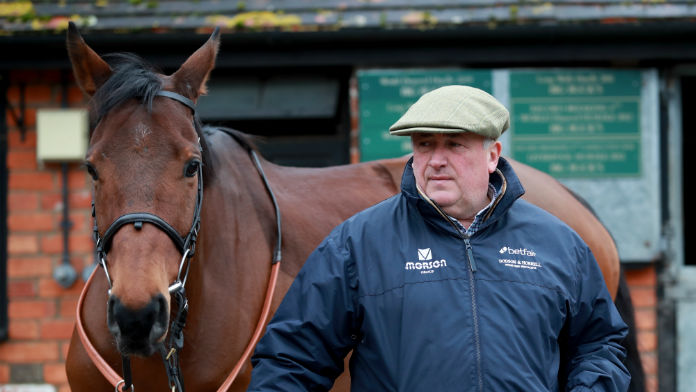 Why All Eyes Are On Paul Nicholls' Cyrname Conundrum