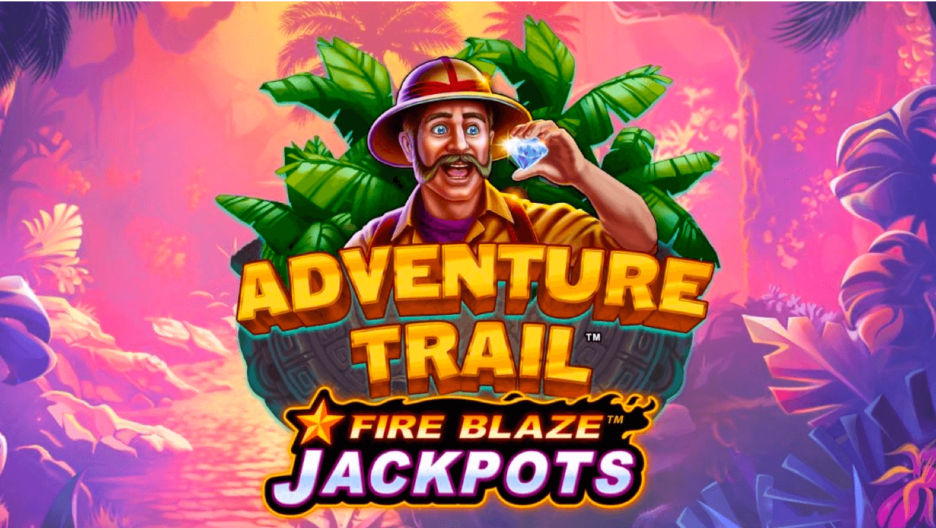 Fire Blaze Jackpots: Adventure Trail