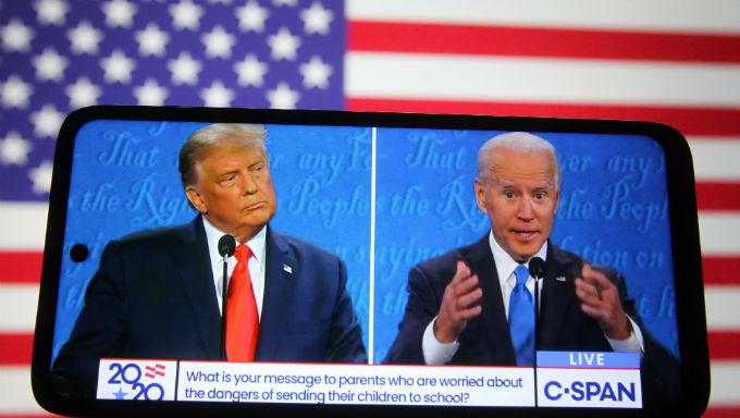How Trump vs Biden Election Odds Measure Up Against Polls