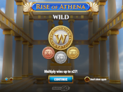 Rise of Athena Screenshot 1