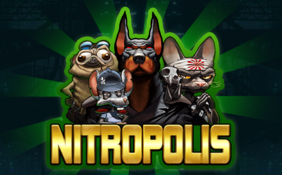 Nitropolis Online Slot