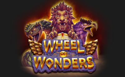 Wheel Of Wonders Online Slot