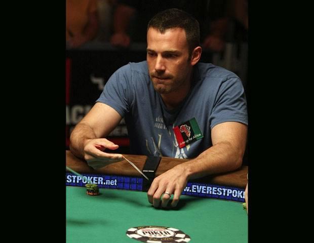 Top 10: Kändisar som är bra på poker
