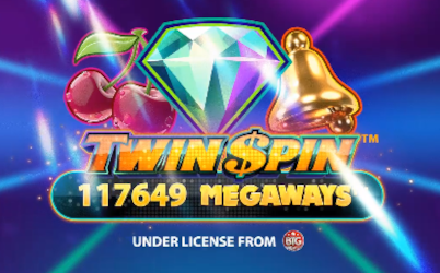 Twin Spin Megaways Online Pokie