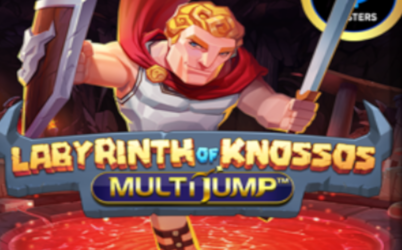 Labyrinth of Knossos MultiJump Online Pokie