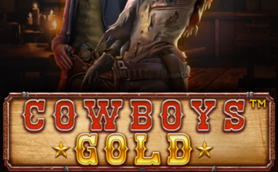 Cowboys Gold Online Slot