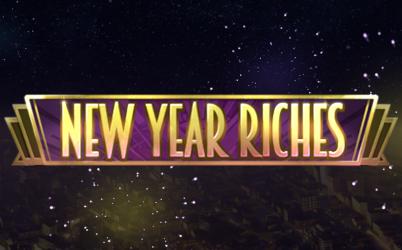 New Year Riches Online Pokie
