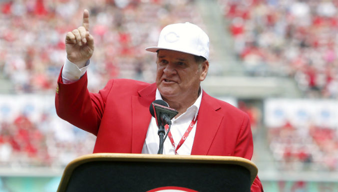 Big Sports & Gambling: Righteousness, Irony & Pete Rose
