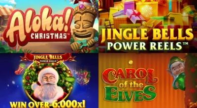 Nya julslots 2020 som garanterat får dig i julstämning