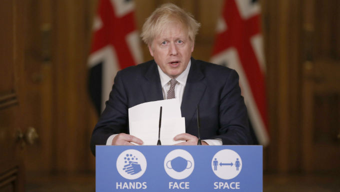 No Confidence in Boris Johnson Vote Odds Hint At Tory Rebellion