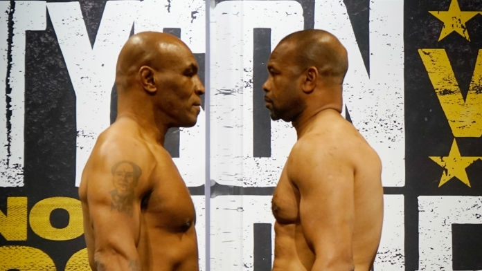 Mike Tyson Favoured Over Roy Jones Jr in Exhibition Fight